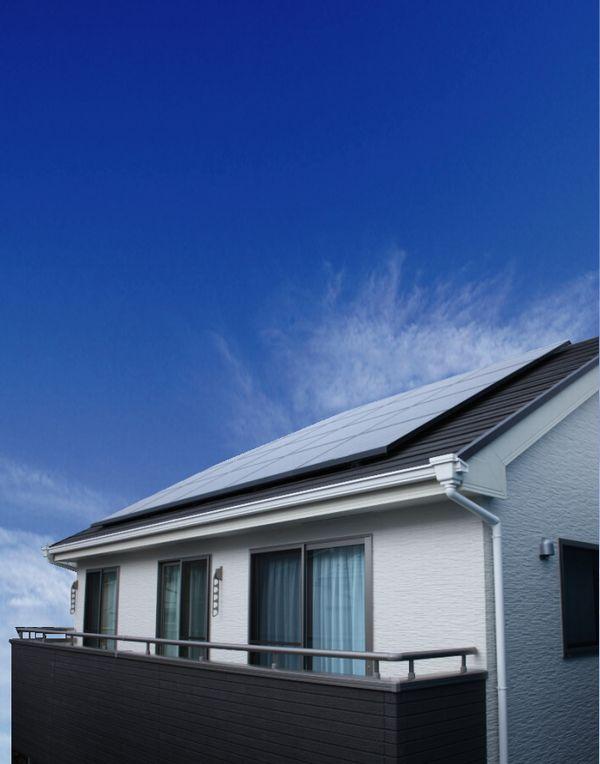 太陽光設置可能